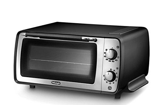 デロンギ ジャパン オーブントースター エレガンスブラック ディスティンタコレクション EOI407J-BK