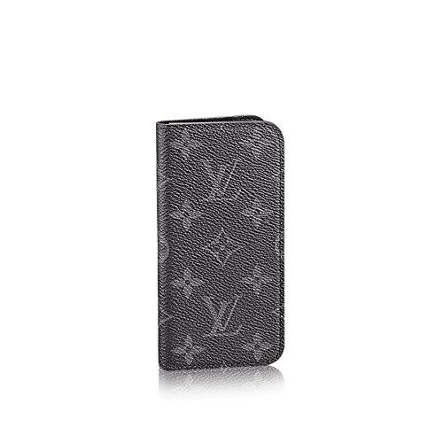 LOUIS VUITTON ルイヴィトン ルイ・ヴィトン iphone7 フォリオ M62640 モノグラム・エクリプス キャンバス iphoneケース【並行輸入品】
