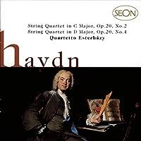 String Quartets Op 20, Nos. 2 & 4