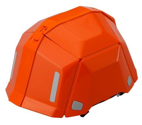 トーヨー 防災用折りたたみヘルメット ブルームII No.101 オレンジ