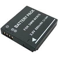 【JC】 Panasonic/パナソニック DMW-BCK7 互換バッテリー DMC-FX77 FX90 対応