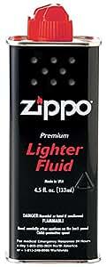 ZIPPO(ジッポー) ZIPPOオイル 小缶 133ml
