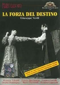 Verdi : La  Forza Del Destino [DVD]