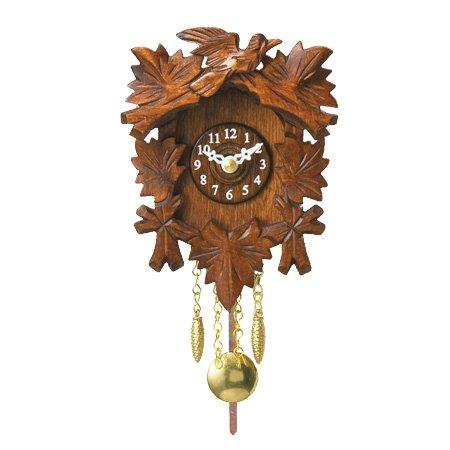 クルックーハト時計S/ブラウン ドイツ トレンクルウーレン社製