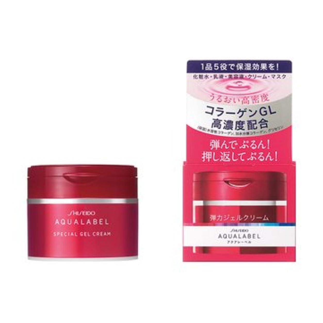 佐賀ビジター慰め資生堂 アクアレーベル スペシャルジェルクリーム 40g