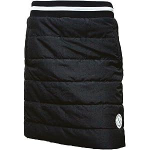 ROCKY&HOPPER(ロッキーアンドホッパー) レディース レディース中綿スカート RH6136WL ブラック Lサイズ