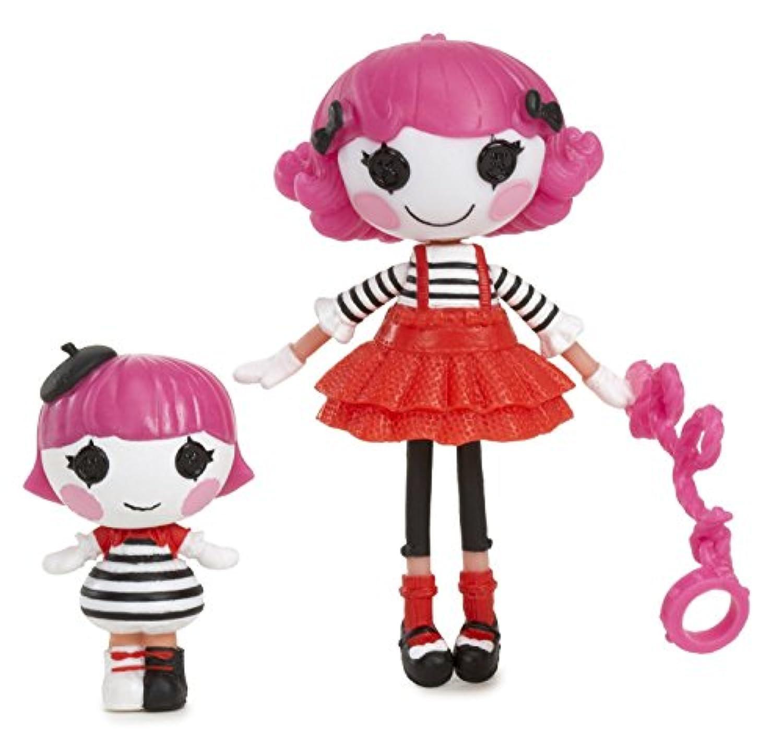 Lalaloopsy Mini Littles Doll- Charlotte and Sherri [並行輸入品]