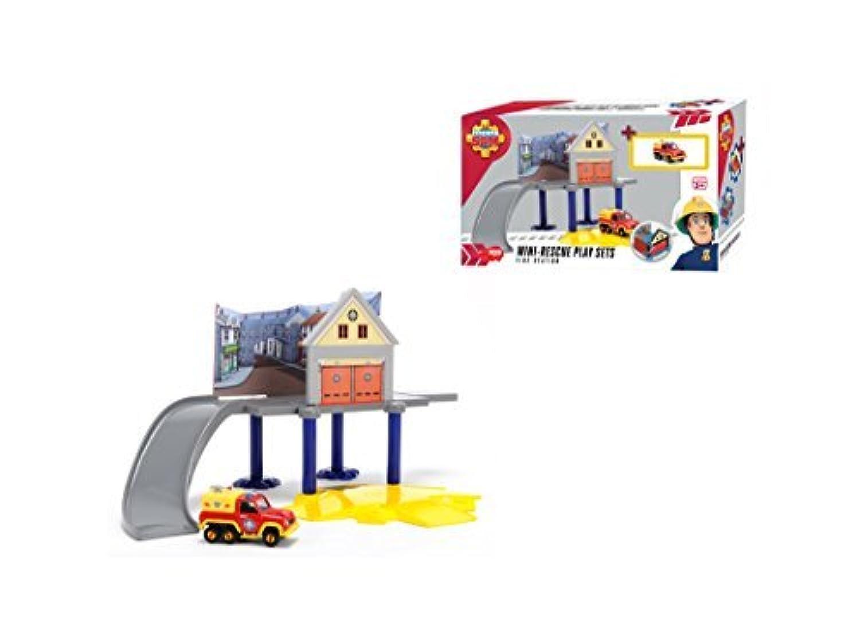 Fireman Sam Mini Fire Station [並行輸入品]