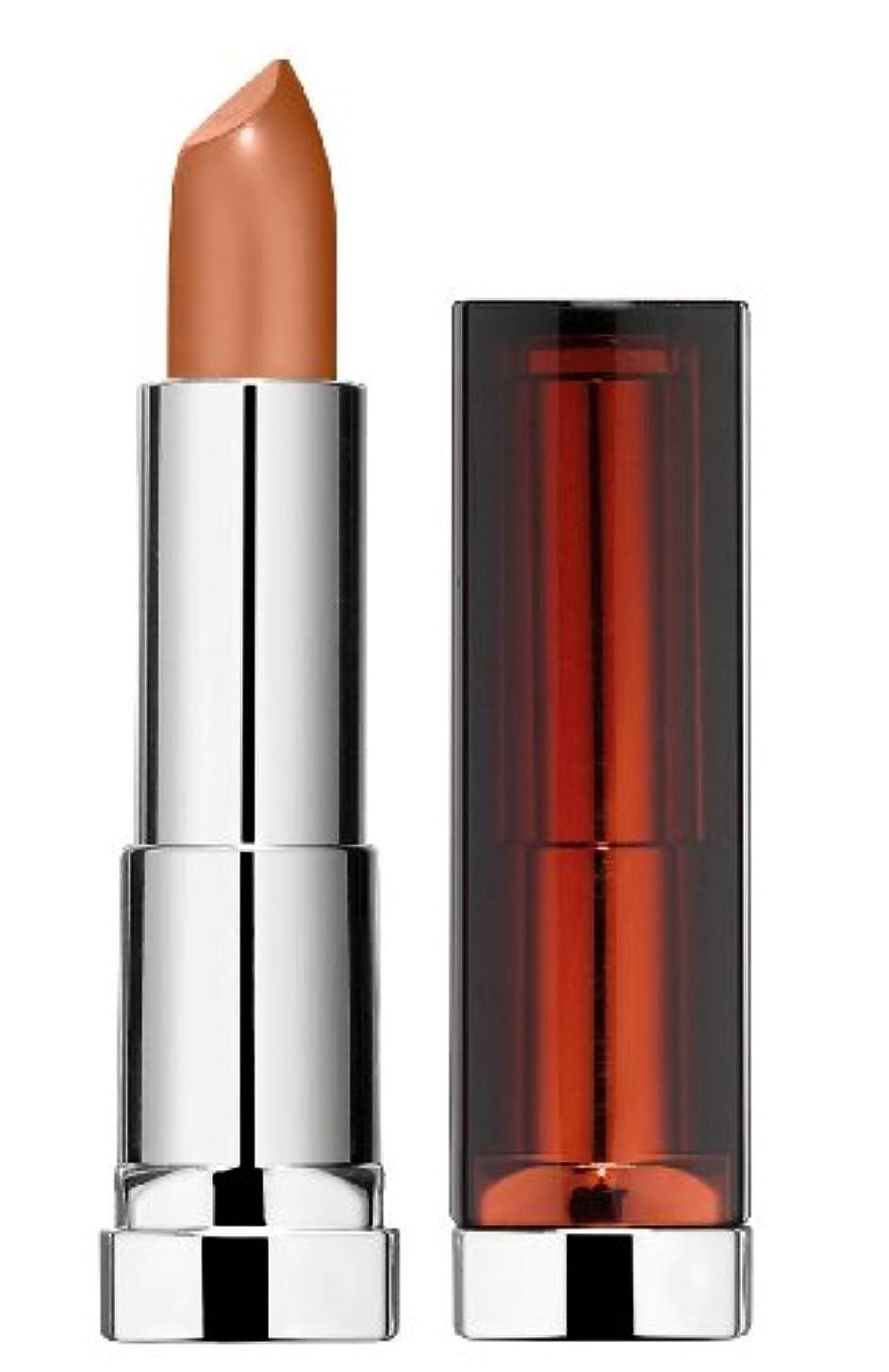期間愛撫然としたMaybelline New York Color Sensational Lippenstift, 715, choco cream