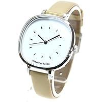 [カバンドズッカ]CABANE de ZUCCA 腕時計 CABANE de ZUCCA バターサブレモチーフ  カーブハードレックス AJGK083 レディース