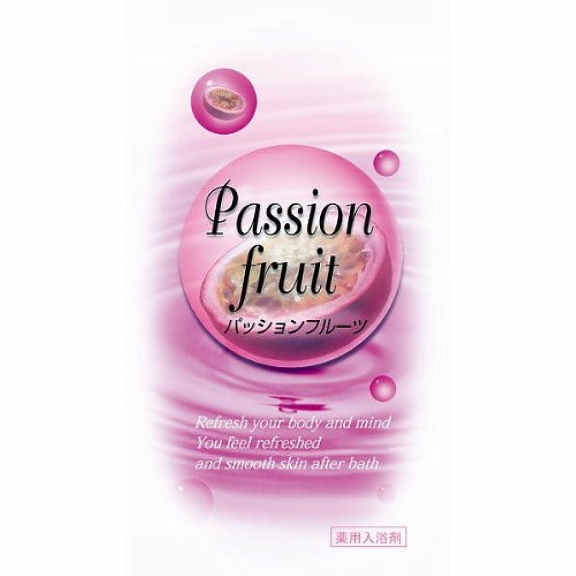 ペース熱魅力的トプラン入浴剤 パッションフルーツの香り