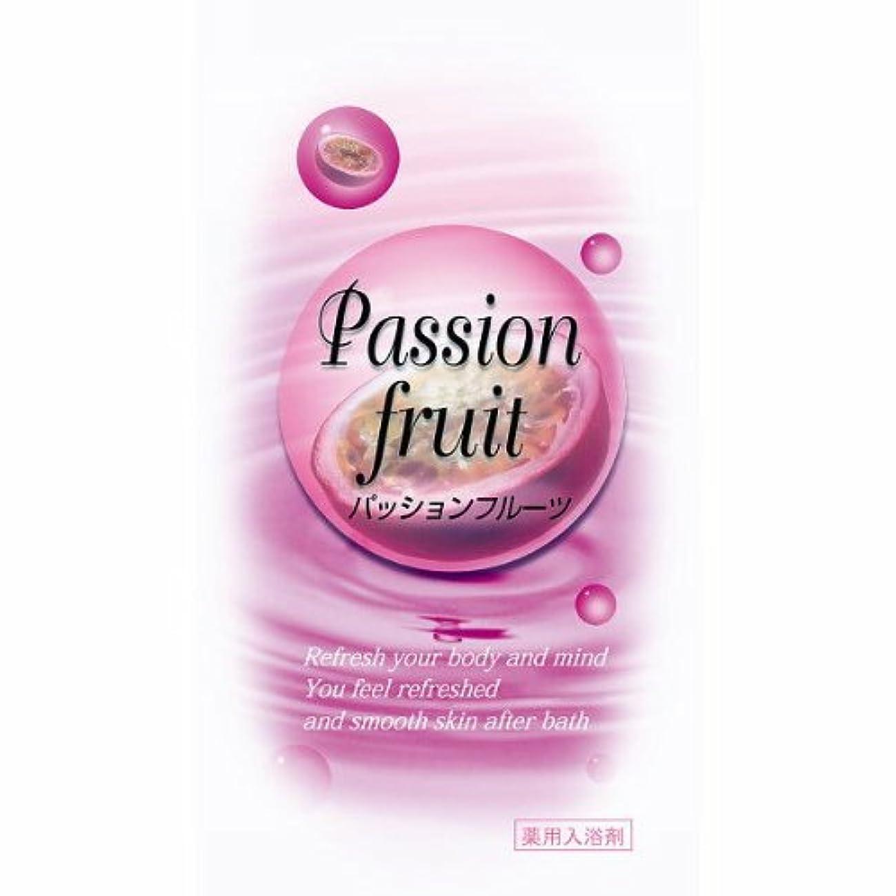 先住民著作権資本トプラン入浴剤 パッションフルーツの香り