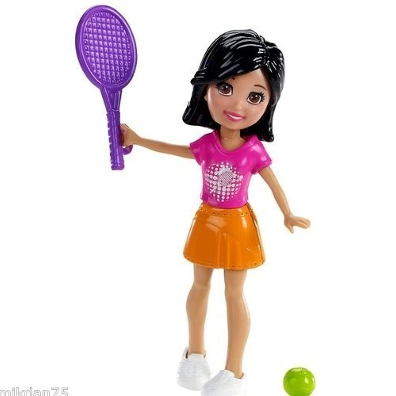 Polly Pocket- New Crissy Doll And Accessory by Polly Pocket [並行輸入品]