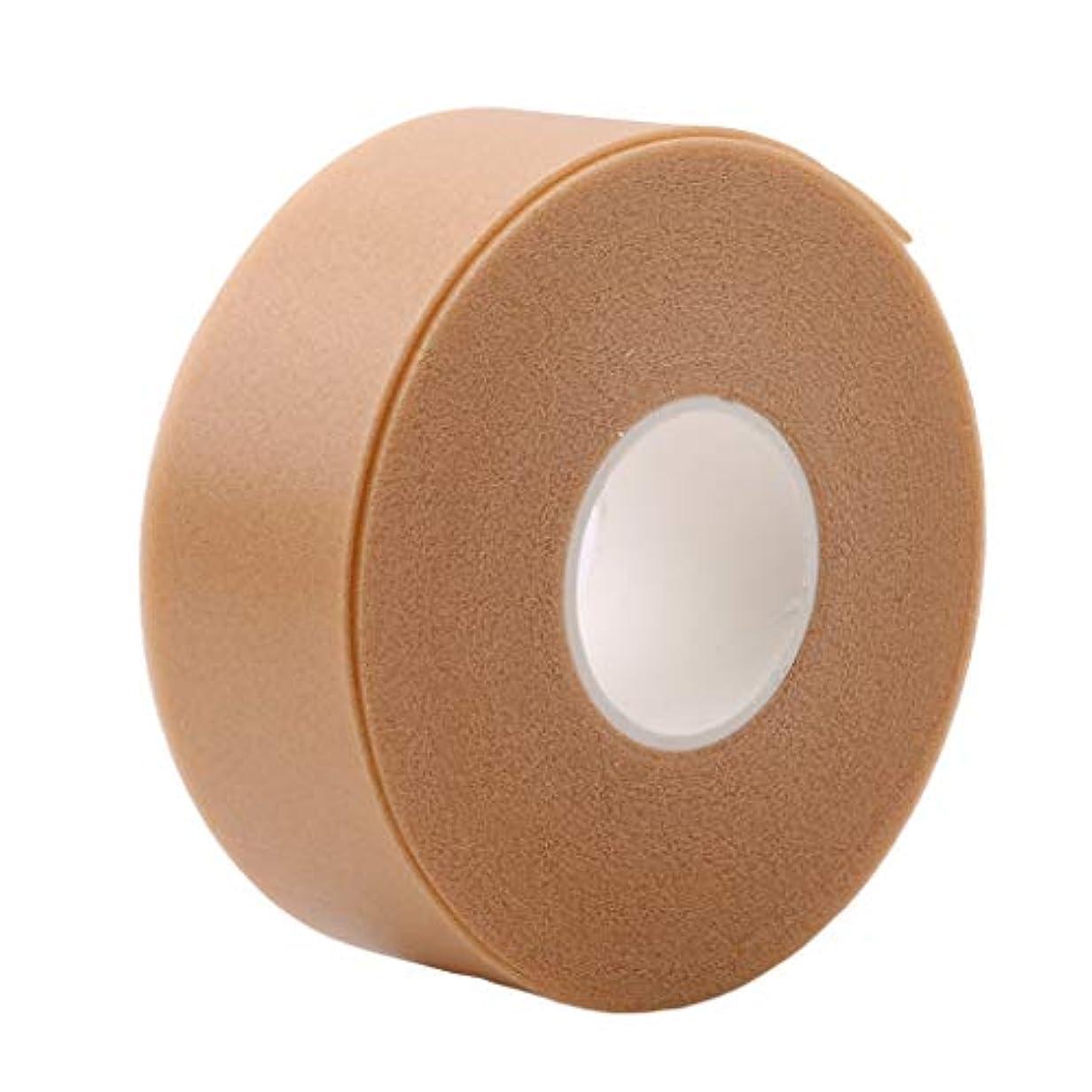 トリッキー部分的にセラフGOMYIE かかとテープかかとクランププロテクター応急処置テープステッカーボリュームバッファー保護テープ男性と女性の傷を防ぐため(色)