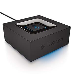 980-000910 音楽ストリーミング用 Bluetooth オーディオアダプター Logitech社【並行輸入】