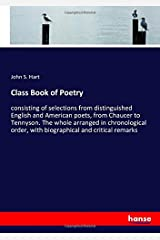 Class Book of Poetry Paperback