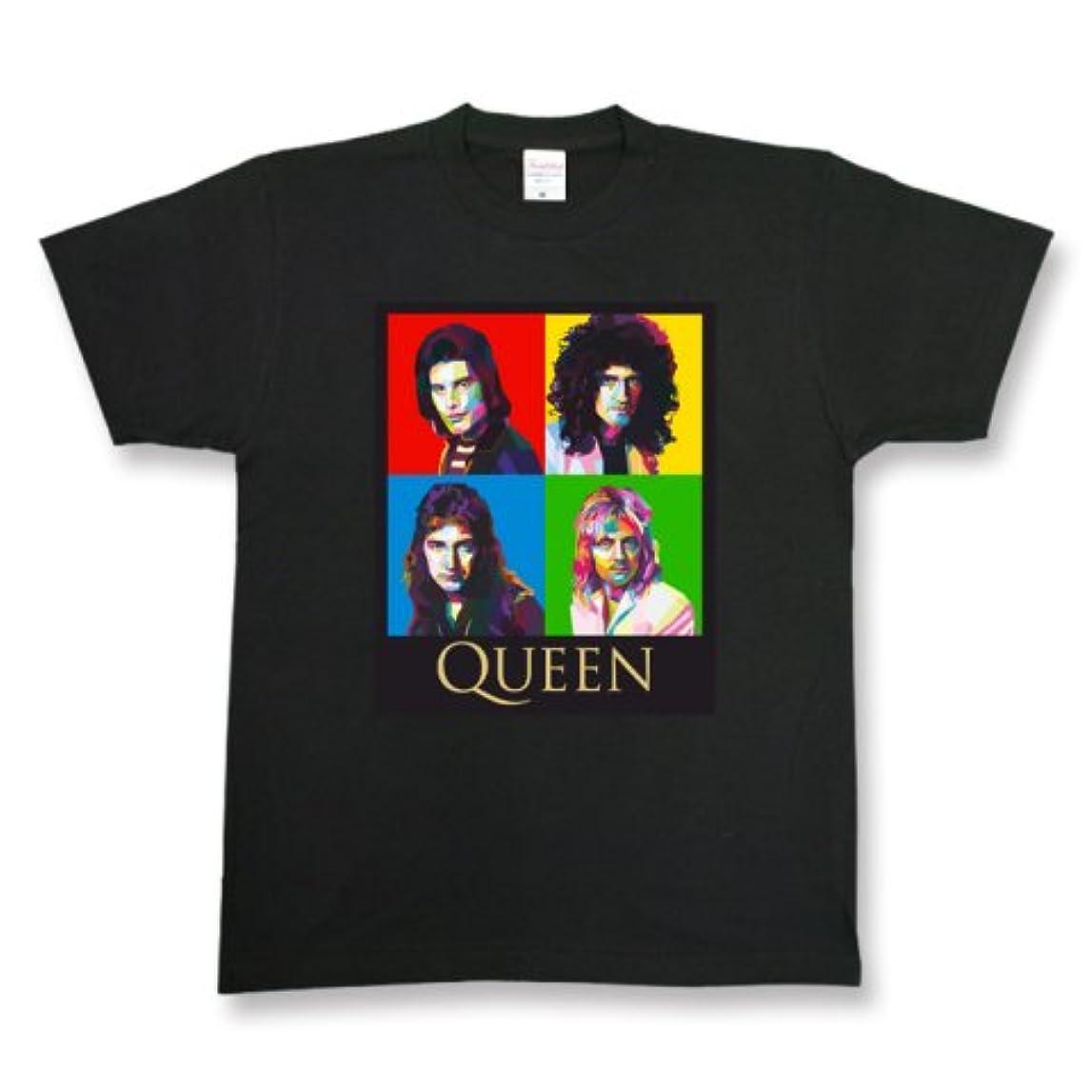 アラブ人悩む気をつけてQueen クイーン メンズ レディース ユニセックス 半袖Tシャツssbk01090
