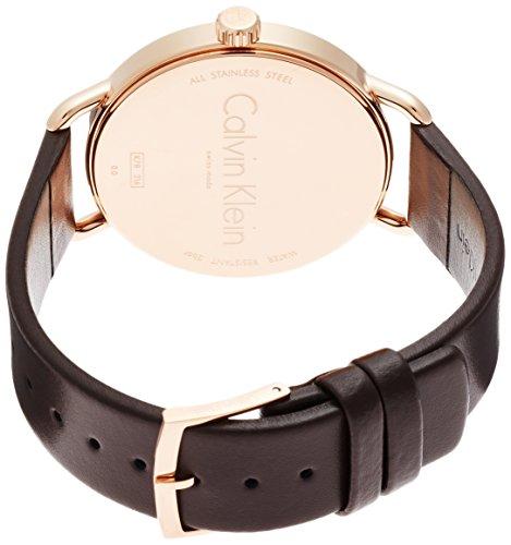 [カルバンクライン]Calvin Klein 腕時計 even(イーブン) 3針 ETA社クオーツ K7B216G3 メンズ 【正規輸入品】