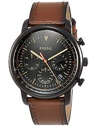 [フォッシル] 腕時計 GOODWIN FS5501 メンズ 正規輸入品 ブラウン