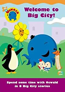 Oswald: Welcome to Big City [DVD] [Import]