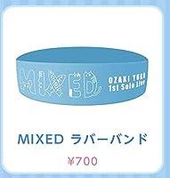 尾崎由香 1st solo live MIXED ラバーバンド