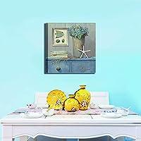 """HDプリントアートワーク装飾壁画現代家の装飾壁画油絵フレーム18""""×18""""インチ"""