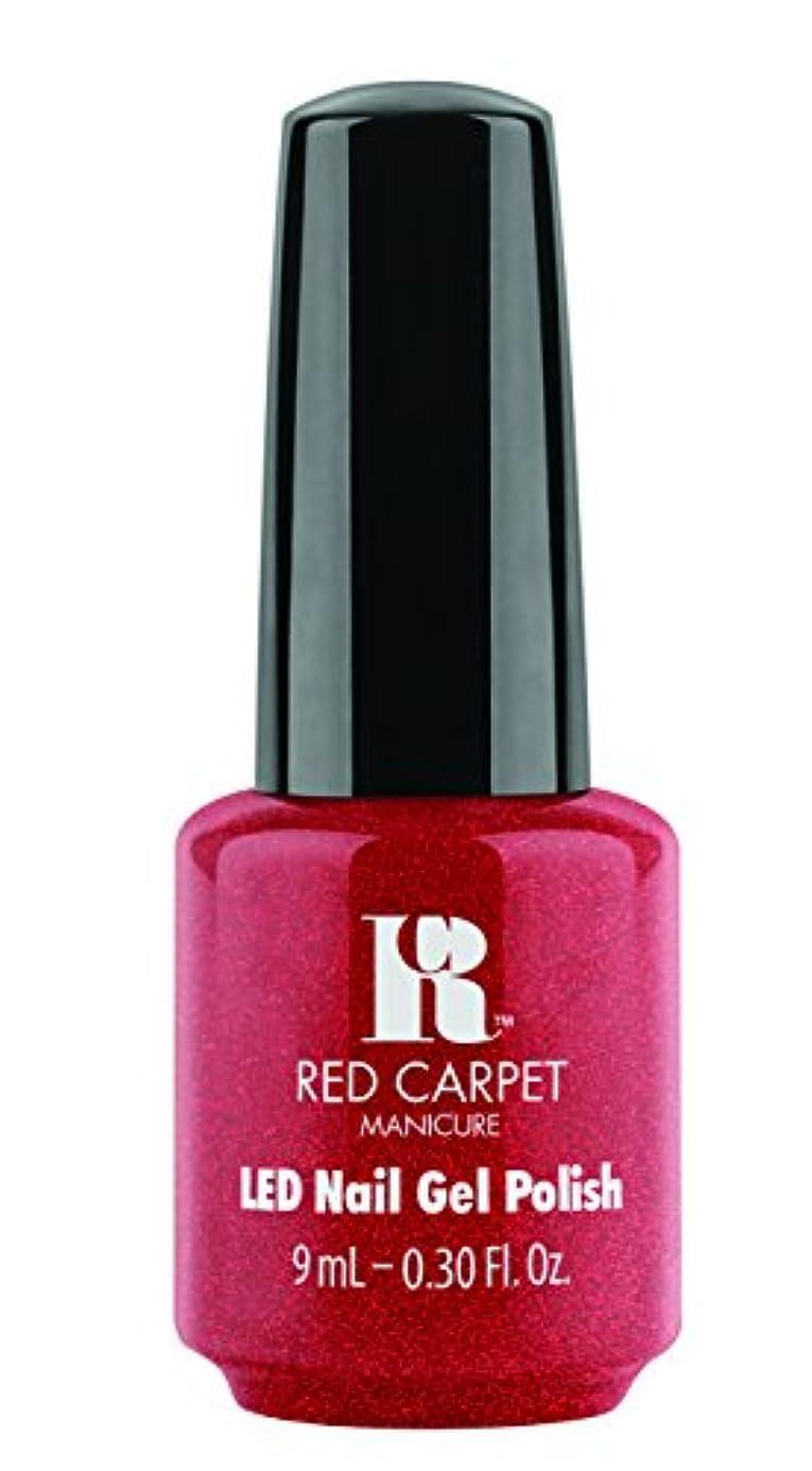 ステレオタイプ元気妨げるRed Carpet Manicure - LED Nail Gel Polish - Only in Hollywood - 0.3oz / 9ml