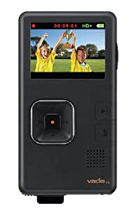 Creative Vado HD 8GB Pocket Video Cam ブラック VI-VHD8G-BK