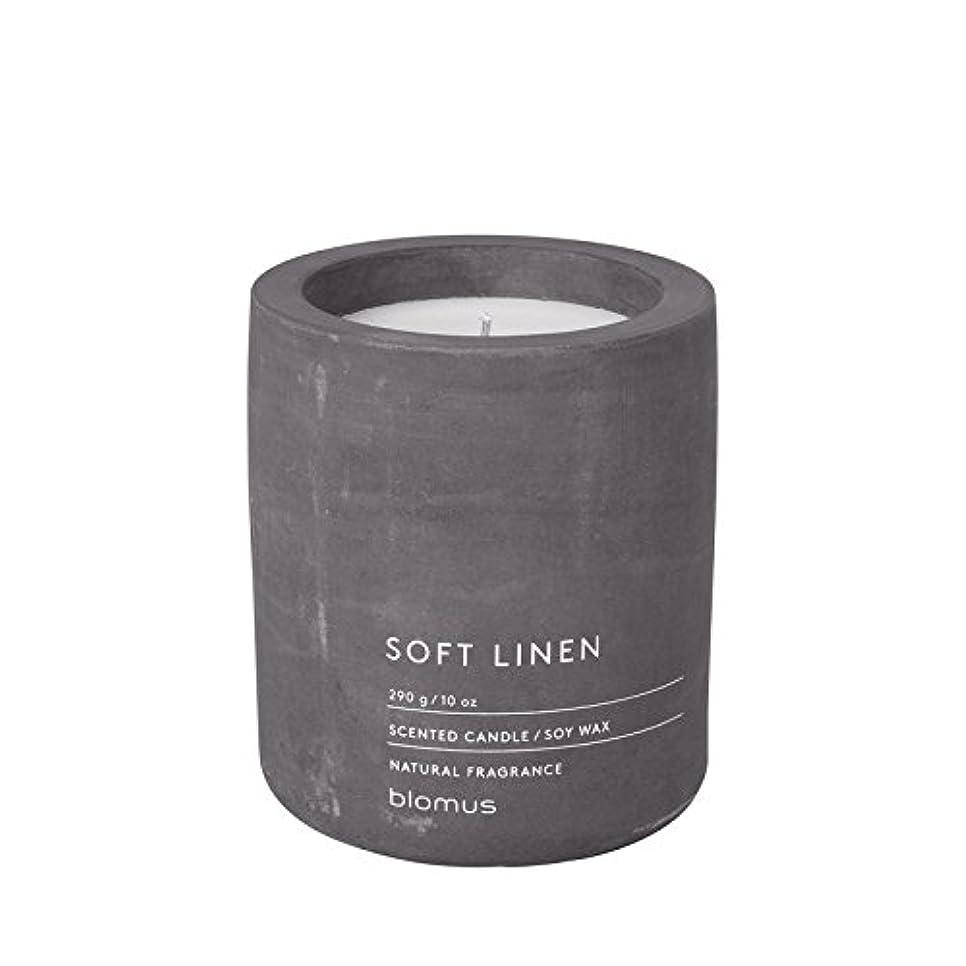 時々耐える必要条件Scented Candle Largeソフトリネン