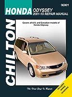 チルトン30301ホンダOdyssey、2001–2010