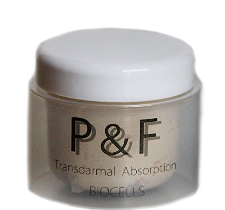 オープニング慢な鏡P&F 30g フェルラ酸配合メソクリーム(香料、着色料、合成乳化剤不使用)