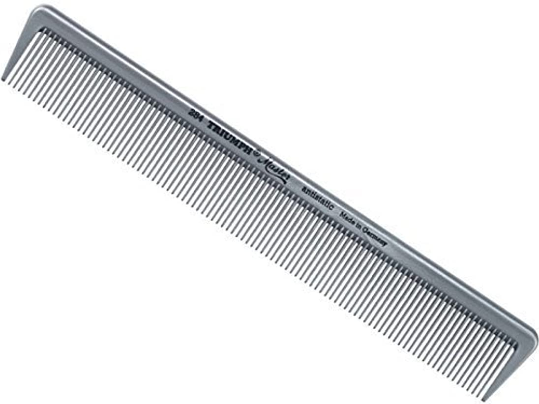 ボスマージ薄汚いTriumph Master Hair Cutting Comb All Fine Teeth 7.5