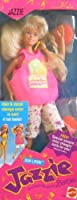 Barbie Sun Lovin' JAZZIE Doll w Color Changing Nails For YOU! (1990 Mattel Hawthorne)