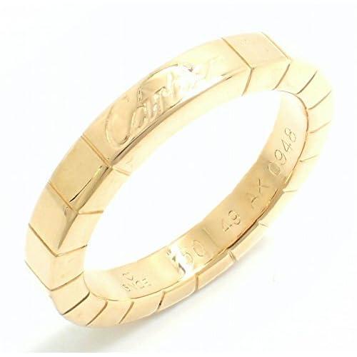 [カルティエ] Cartier ラニエール リング 指輪 K18YG 750YG ゴールド #49 B4044949