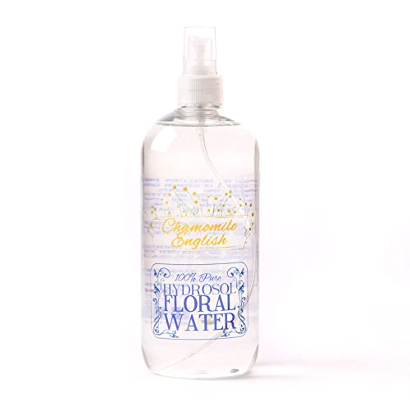 血色の良いハイランド全体にEnglish Chamomile Hydrosol Floral Water With Spray Cap - 500ml