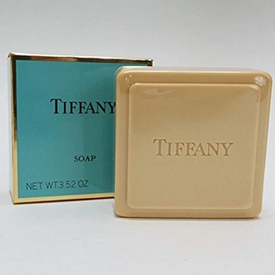 負担鉄道表現ティファニー ティファニー ソープ 石鹸 100g Tiffany (並行輸入)