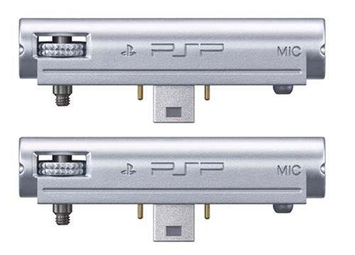 マイクロホン Twin Pack(PSPJ-15015)の詳細を見る