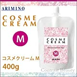 【X3個セット】 アリミノ コスメクリーム M 400g