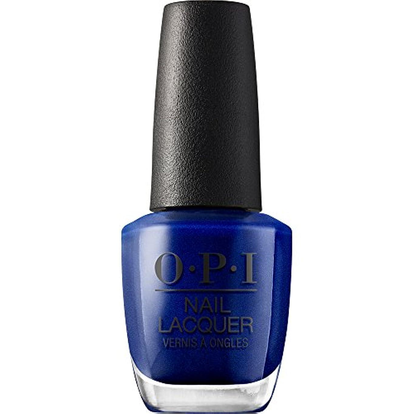冷えるを通して感染するOPI(オーピーアイ) NLB24 ブルー マイ マインド