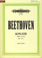BEETHOVEN - Sonata Op. 2 nコ 1 en Fa menor para Piano (Urtext) (Fischer)