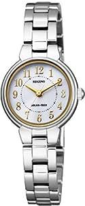 [シチズン]CITIZEN 腕時計 REGUNO レグノ ソーラーテック スタンダードモデル KP1-012-91 レディース