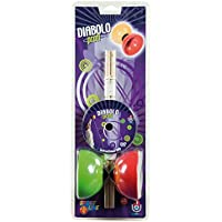 Diabolo Profi with Instructional DVD Video. Great String Playtoy for Children 4+.
