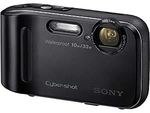 SONY デジタルカメラ Cyber-shot TF1 1640万画素 光学4倍 ブラック DSC-TF1