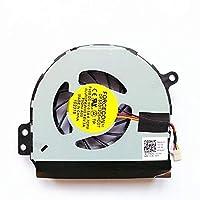 ノートパソコンCPU冷却ファン適用する Dell Inspiron 1464 1564 1764 N4010 Series DFS531205HC0T F9S8 0F5GHJ F5GHJ 4LUM3FAWI00