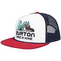 BURTON(バートン) キャップ 17SS I-80 SNAPBACK TRUCKER HAT Tandori 13751104600 スナップバックキャップ 帽子 ハット