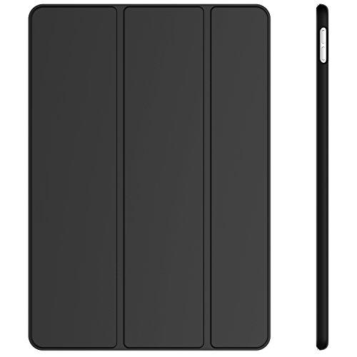 JEDirect iPad Air 3(2019)とiPad Pro 10.5(2017) 用ケース 三つ折スタンド オートスリープ機能 (ブラック)