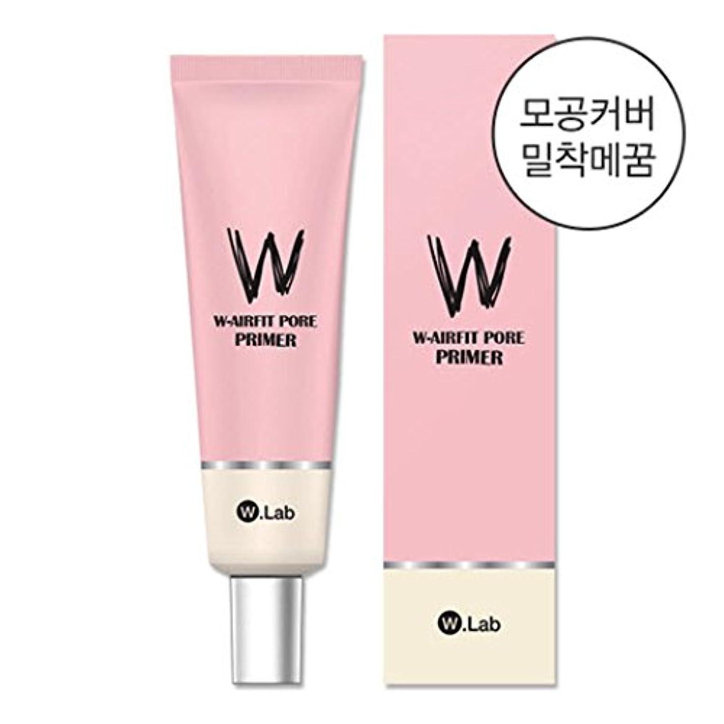 最終的にの前でキーW.Lab W-Airfit Pore Primer 35g [parallel import goods]