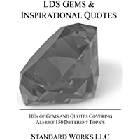 LDS Gems and Inspiration Quotes (English Edition)