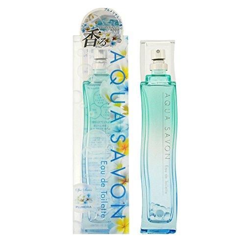 アクアシャボン アクアシャボン プルメリア スパの香り EDT SP (女性用香水) 80mlの画像