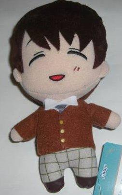 サンリオ男子 にっこり笑顔 ぬいぐるみ マスコット 長谷川康太